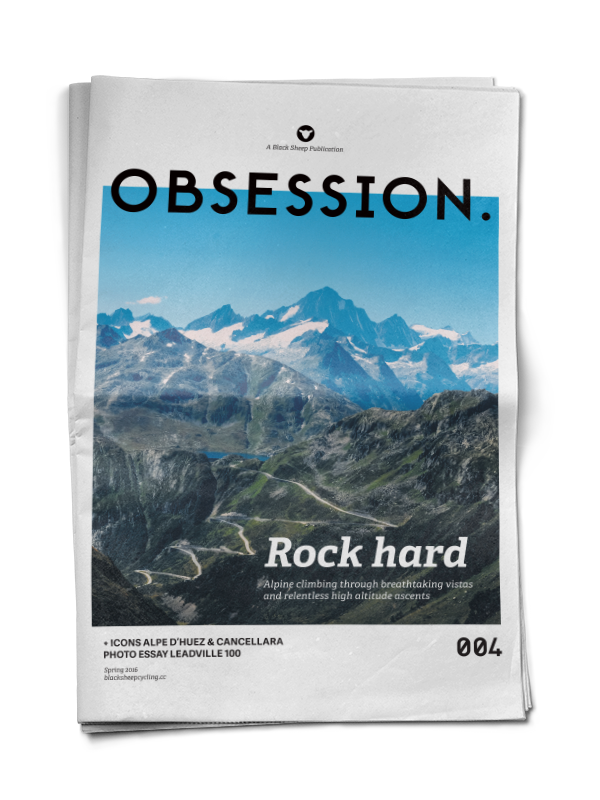 Obsession. Issue 004