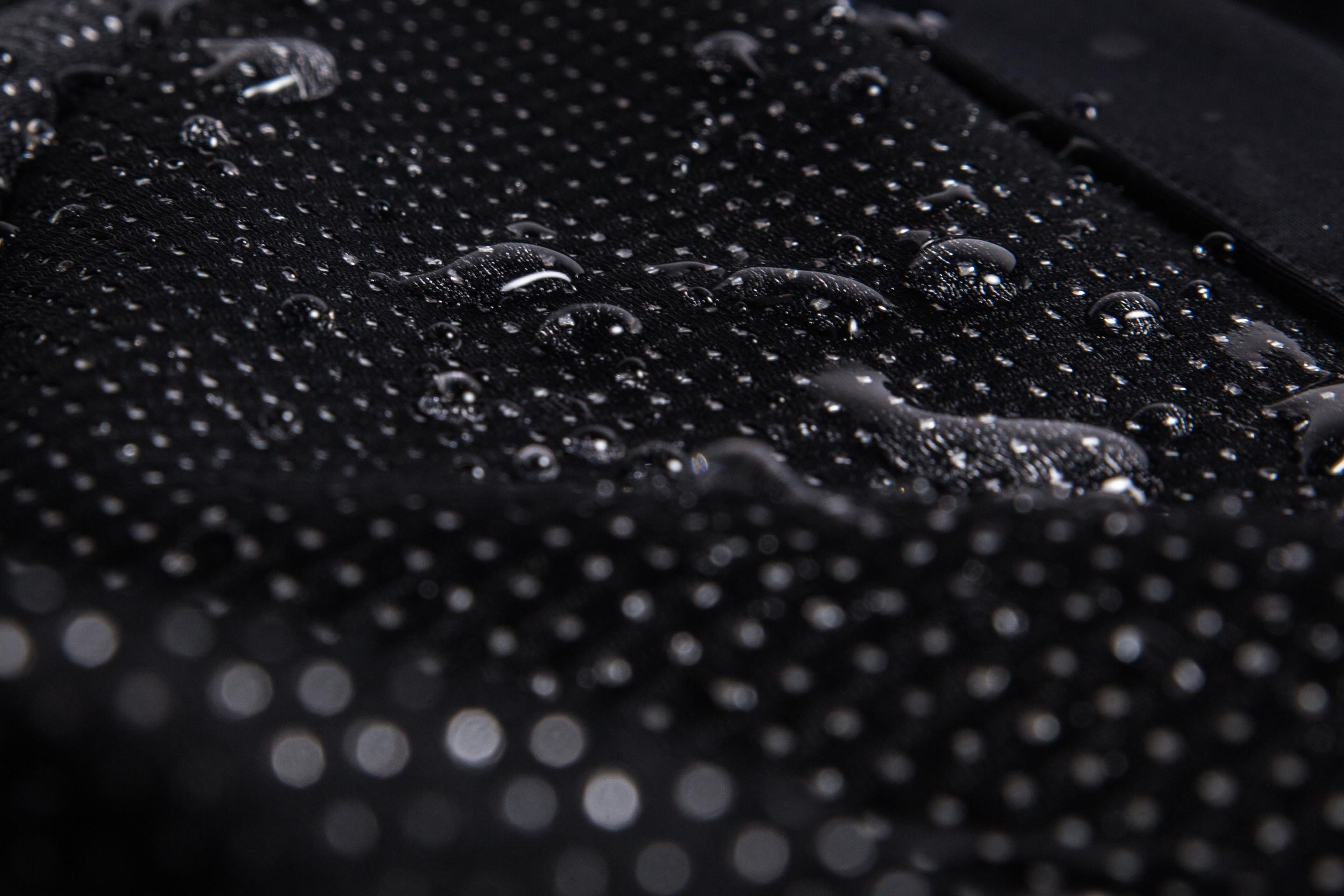 Water Repellency.
