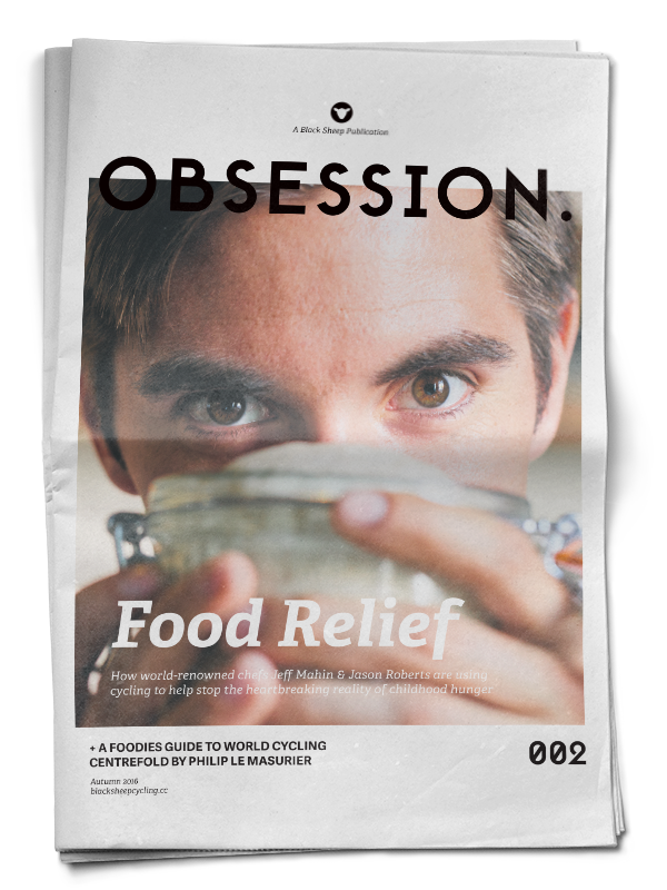 Obsession. Issue 002